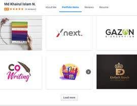 Nro 9 kilpailuun Icon for logo käyttäjältä Khairuli