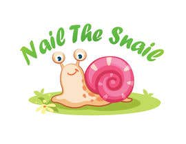 #127 for Logo for website combatting snails and slugs by pensivecd