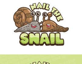 #114 for Logo for website combatting snails and slugs by oreosan
