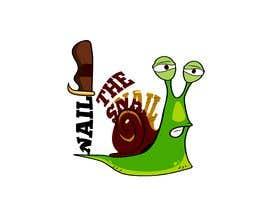 #138 for Logo for website combatting snails and slugs by reshushaik100