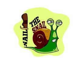 #141 for Logo for website combatting snails and slugs by reshushaik100