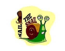 #142 for Logo for website combatting snails and slugs by reshushaik100