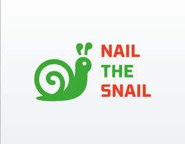 #134 for Logo for website combatting snails and slugs by skhuzifa99