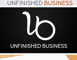 #177 untuk Design a Logo for Unfinished Business oleh fadishahz