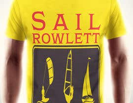 #92 for Design a T-Shirt for Sail Rowlett by ishansagar