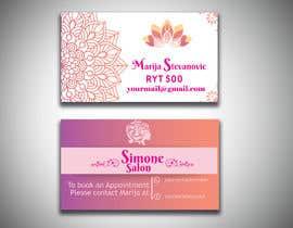 #111 pentru Design me a 2 sided business card for my side hustle(s) de către xyzfahim99