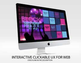 #20 for User-Experience Obsessed & Interactive Page Design for a Fun Brand by girmax