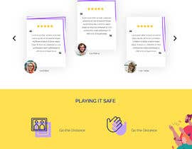 #57 for User-Experience Obsessed & Interactive Page Design for a Fun Brand by majadzunja45