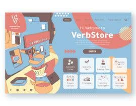 #32 cho landing page design for a coffee and tea online store bởi ClarizaO12
