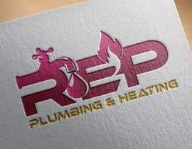 #452 untuk Create a logo for a plumbing & heating company oleh ansarhussainara7