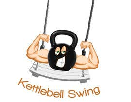 #4 for Design a T-Shirt for KettleBell swing by Melody7177