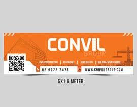 #94 для Banner for Construction Company от Fazlul01
