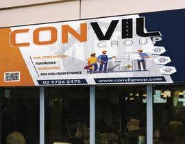 #92 для Banner for Construction Company от Hossain150