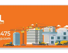 #106 для Banner for Construction Company от bejoyparbat