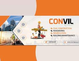 #101 для Banner for Construction Company от khadizahuda