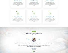 #12 for Website Redesign by faridahmed97x
