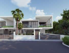 Nro 32 kilpailuun Residential Villa käyttäjältä ARVANZ