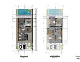 Nro 26 kilpailuun Residential Villa käyttäjältä Zlows