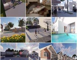 Nro 19 kilpailuun Residential Villa käyttäjältä wwcreativity