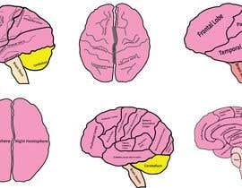 Nro 65 kilpailuun Create a set of consistent and sexy brain stickers käyttäjältä Musa385