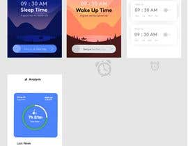 #11 for Nuit - Build an app screen design/prototype by noman13manzoor