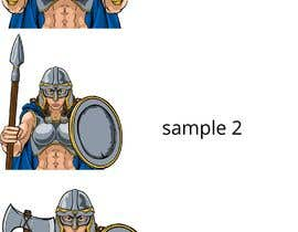 basucreative tarafından Design characters / Images for my game için no 5