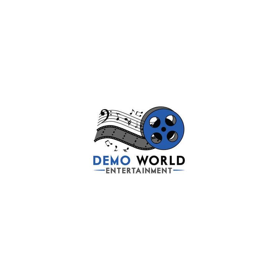 Penyertaan Peraduan #                                        58                                      untuk                                         demo world entertainment logo design