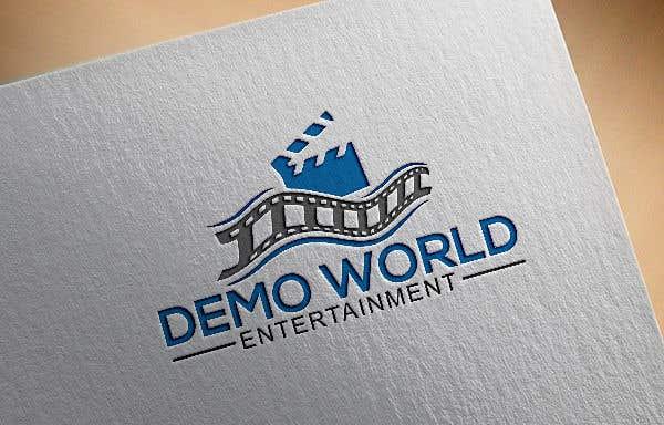 Penyertaan Peraduan #                                        40                                      untuk                                         demo world entertainment logo design