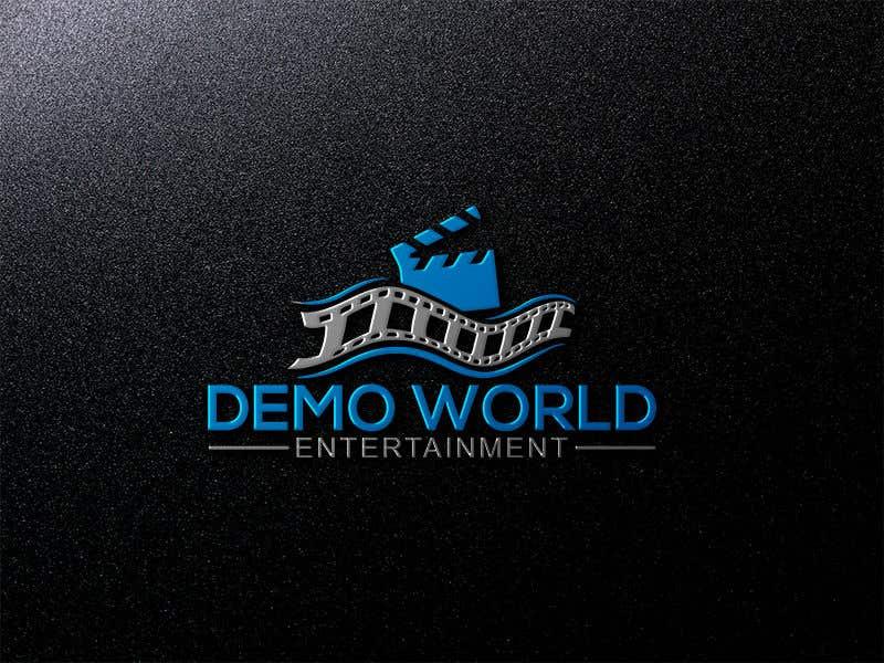 Penyertaan Peraduan #                                        41                                      untuk                                         demo world entertainment logo design