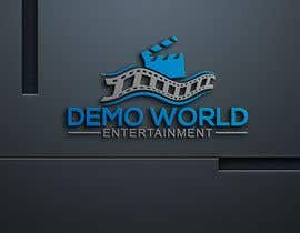 #42 untuk demo world entertainment logo design oleh hossinmokbul77