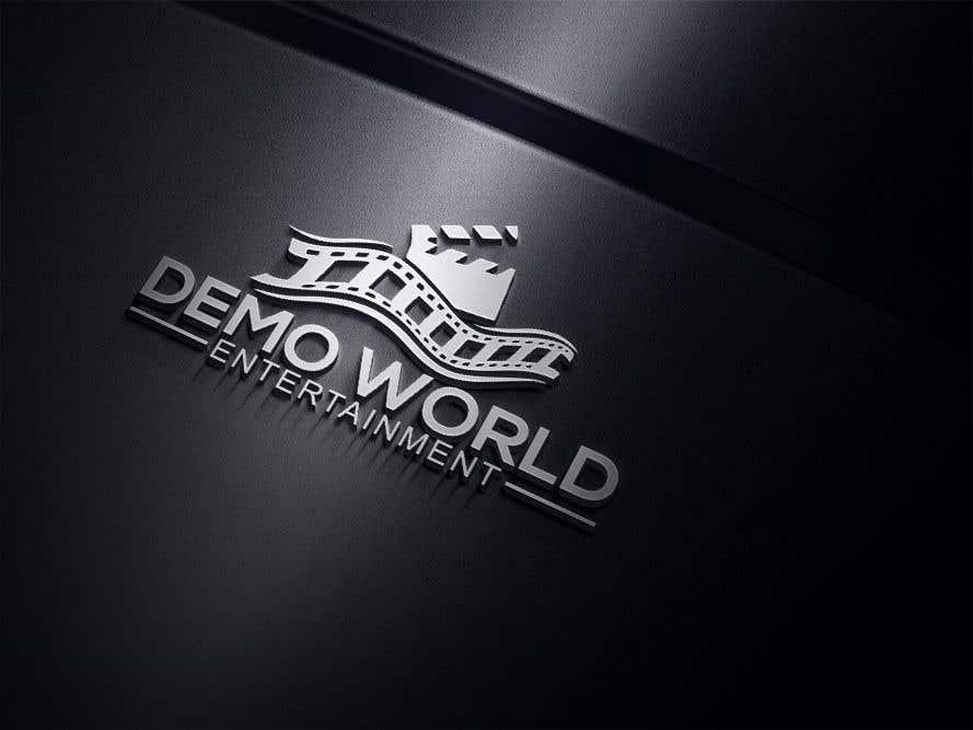 Penyertaan Peraduan #                                        44                                      untuk                                         demo world entertainment logo design