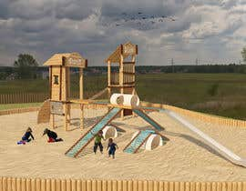 nº 2 pour Design a child's outdoor play construction from wood par hararafi2020