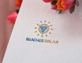 Nro 254 kilpailuun Beaches Solar - Logo Design käyttäjältä konikabhowmik