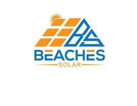 Nro 62 kilpailuun Beaches Solar - Logo Design käyttäjältä hridoyislam50505