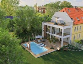 #12 для Architectur Extension building + Wintergarden + Office + Terrace + Pool от renverz