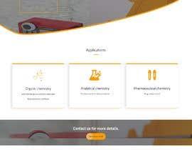 Nro 3 kilpailuun Build a landing page käyttäjältä designprof17