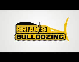 nº 33 pour Logo Design for Bulldozing/Construction Company par WintryGrey