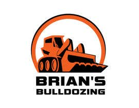 nº 31 pour Logo Design for Bulldozing/Construction Company par Primdesign