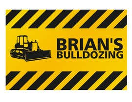 #32 untuk Logo Design for Bulldozing/Construction Company oleh illidansw