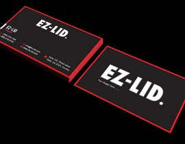 #40 for Design some Business Cards for EZ-LID by aminur33
