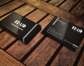 #23 for Design some Business Cards for EZ-LID by ghaziaziz