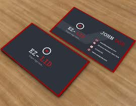 #4 for Design some Business Cards for EZ-LID by rahabikhan