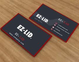 rahabikhan tarafından Design some Business Cards for EZ-LID için no 42