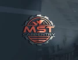 nfarhan456213 tarafından Logo design - MST CARPENTRY için no 12