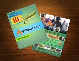 #2 for Erstellen eines Flyers für Grillrost.com by AhmedAmoun