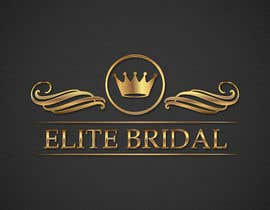 "#97 for Logo design for a bridal boutique called ""Elite Bridal"" by blubon"