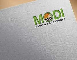 #16 untuk Create a logo for Modi Farm & Adventures oleh golammostofa0606