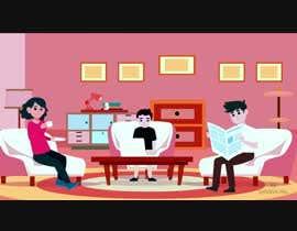 Nro 27 kilpailuun Animation Competition #5, August 2020 käyttäjältä lahoopratapy