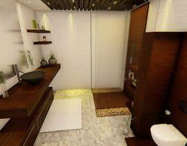 Nro 78 kilpailuun Master bathroom design käyttäjältä parvathyrs98