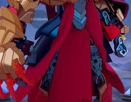 #31 สำหรับ Turn my creation in to anime โดย Shehab8056